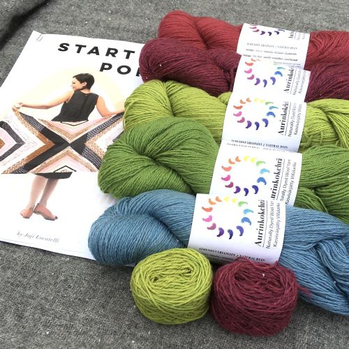 "Kit: ""Starting point"" Wrap - Spring"